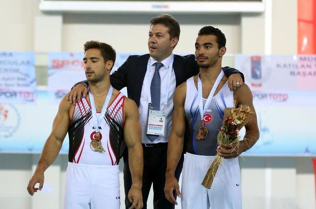 Türk cimnastikçiler
