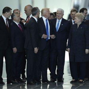 NATO KRİTİK ZİRVE İÇİN HAZIR!