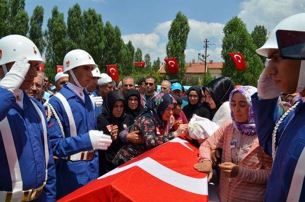 Jandarma Uzman Çavuş Ali Cevizci