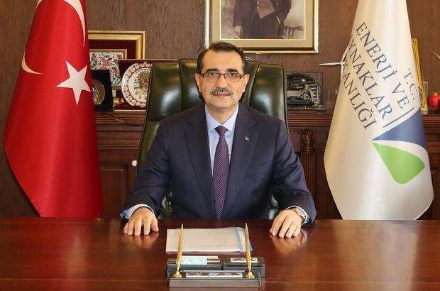 Enerji Bakanı Dönmez