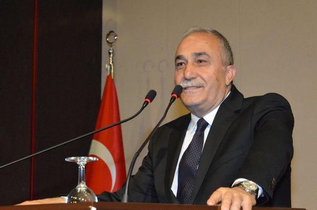 Eski Gıda, Tarım ve Hayvancılık Bakanı Ahmet Eşref Fakıbaba