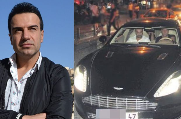 Berdan Mardini - Aston Martin - James Bond