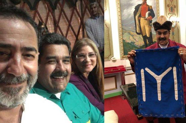 Maduro kimdir Venezuela Devlet Başkanı Nicolas Maduroda Diriliş Ertuğrula ziyaret 9