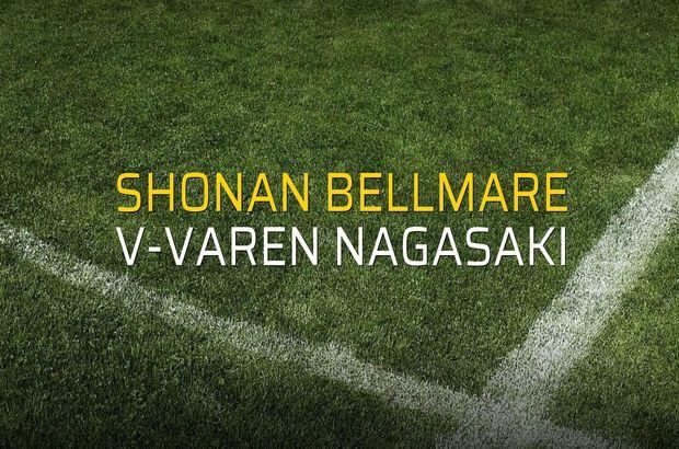 Shonan Bellmare - V-Varen Nagasaki düellosu