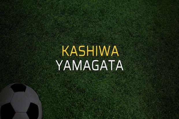 Kashiwa - Yamagata sahaya çıkıyor