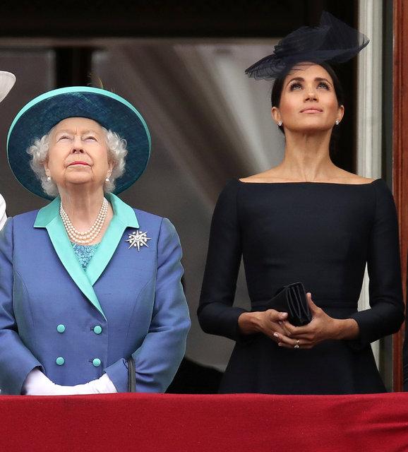 Meghan Markle gelinliğinin neredeyse aynısını giydi!
