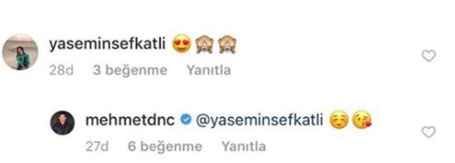 İdo Tatlıses'in eski sevgilisi Yasemin Şefkatli, Mehmet Dinçerler ile aşk mı yaşıyor? - Magazin haberleri