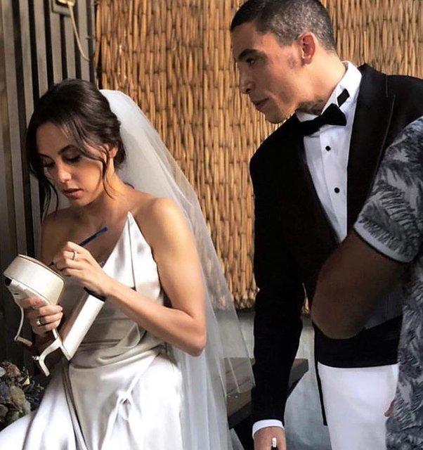 Can Bonomo ve Öykü Karayel evlendi - Magazin haberleri