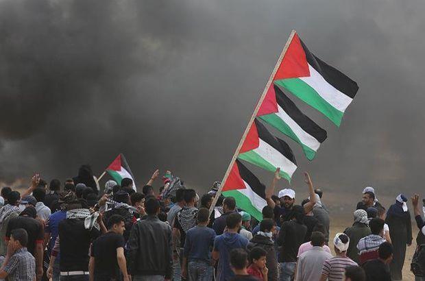 Arap dünyasından Filistin çağrısı