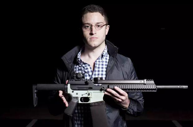 3d yazıcı silah