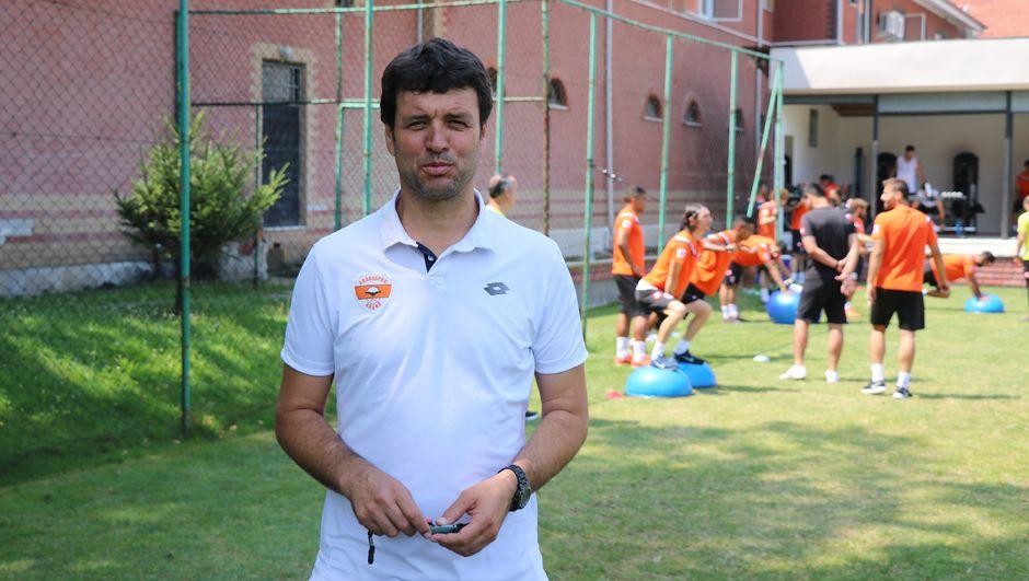Cihat Arslan'dan transfer açıklaması