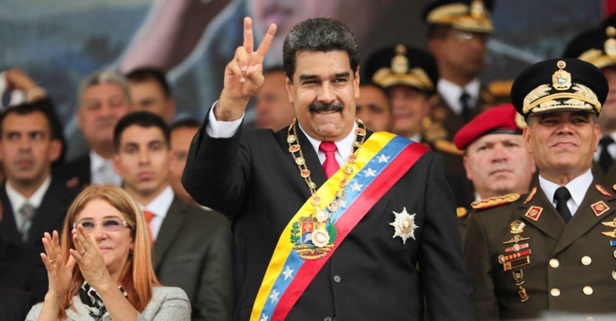 Maduro kimdir Venezuela Devlet Başkanı Nicolas Maduroda Diriliş Ertuğrula ziyaret 10