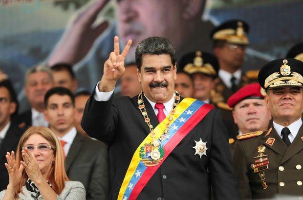 Maduro kimdir Venezuela Devlet Başkanı Nicolas Maduroda Diriliş Ertuğrula ziyaret 49