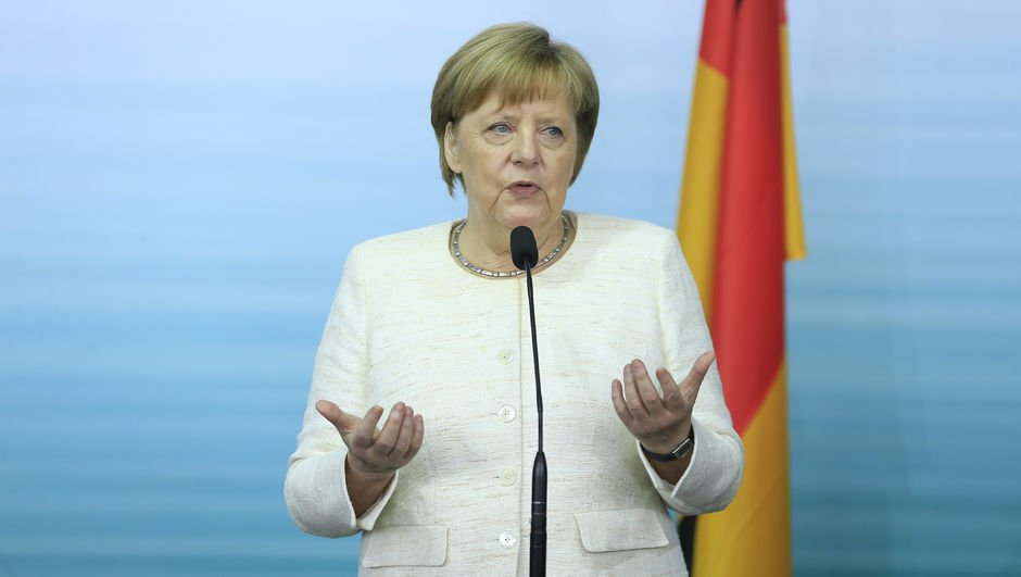 Almanya'dan Trump'a sert yanıt!