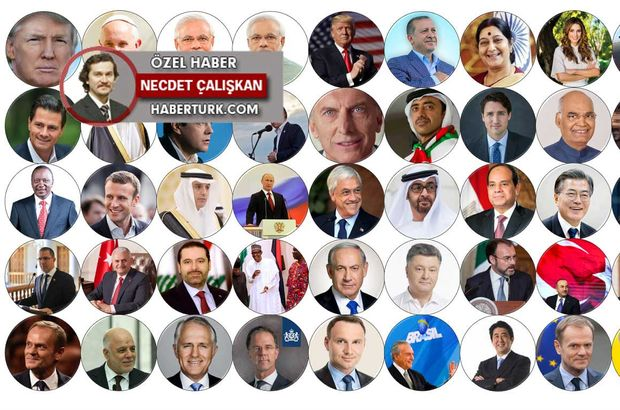 en çok takipçisi olan liderler