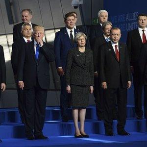 BRÜKSEL'DE NATO ZİRVESİ BAŞLADI: TRUMP VE ERDOĞAN'DAN AYAKÜSTÜ SOHBET
