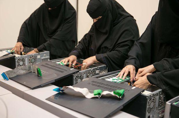 Suudi Arabistan çalışmak