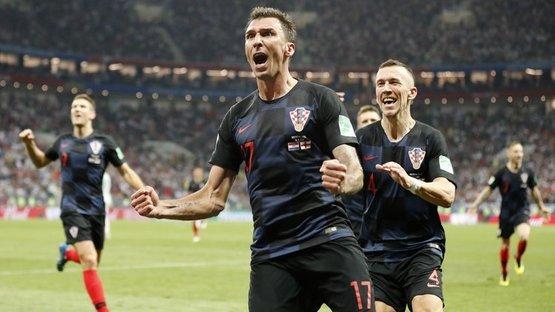 Hırvatlar tarih yazdı! Dünya Kupası'nda final belli oldu
