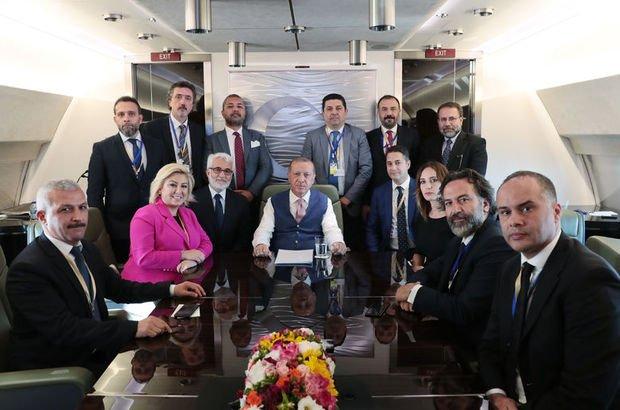 Erdoğan: Genelkurmay, Milli Savunma Bakanlığı'na bağlanabilir