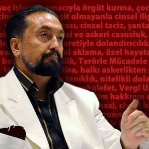 ADNAN OKTAR'A DEV OPERASYON! BÖYLE GÖZALTINA ALINDI!