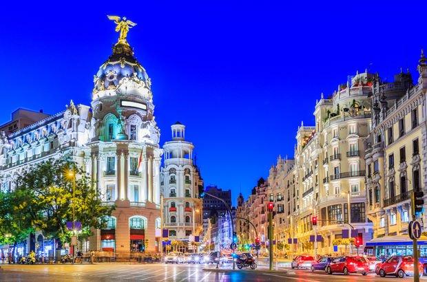 İspanya Madrid