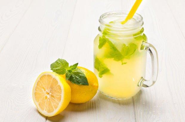 Limonata tarifi: limonata nasıl yapılır? İşte gerçek limonata tarifi... hts