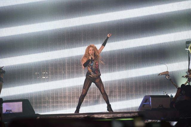 Shakira ikinci kez İstanbul'da! - Magazin haberleri