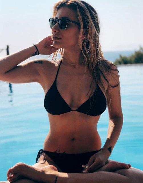 İrem Derici'den bikinili pozlar! - Magazin haberleri