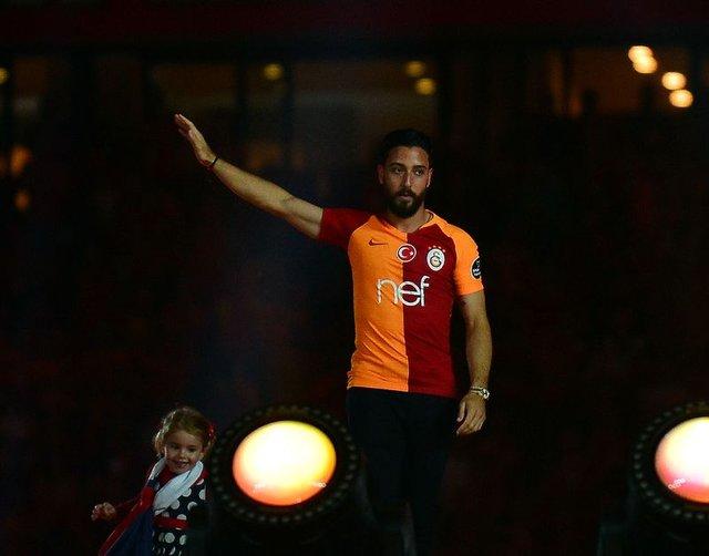 Galatasaray'dan son dakika transfer haberleri (12 Temmuz 2018)
