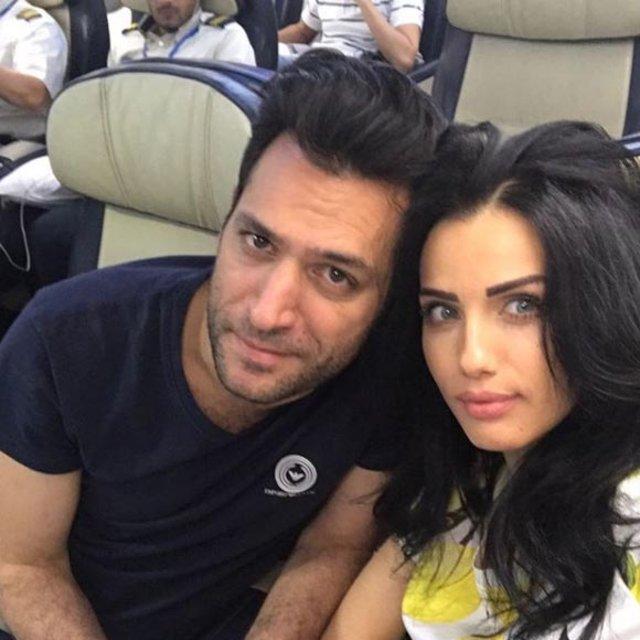 Murat Yıldırım eşi Imane Elbani ile Londra'da - Magazin haberleri