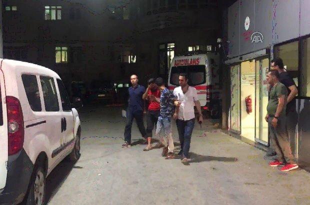 Manisa'da hırsızlara suçüstü