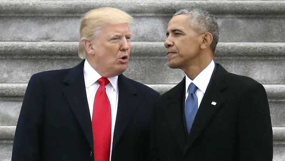 Trump, Obama karşısında yenilgiye uğradı!