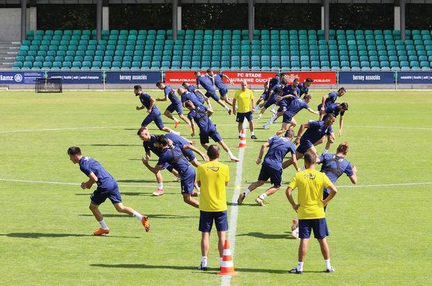 Fenerbahçe hazırlık maçı
