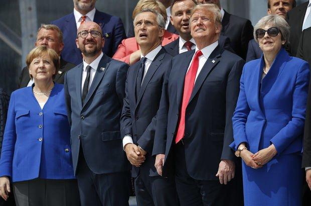 Donald Trump NATO AB