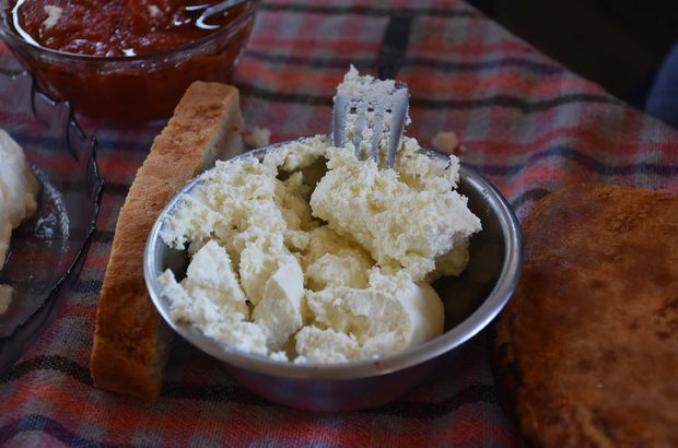 Evde peynir yapımı: Lor, Ricotta peyniri tarifi