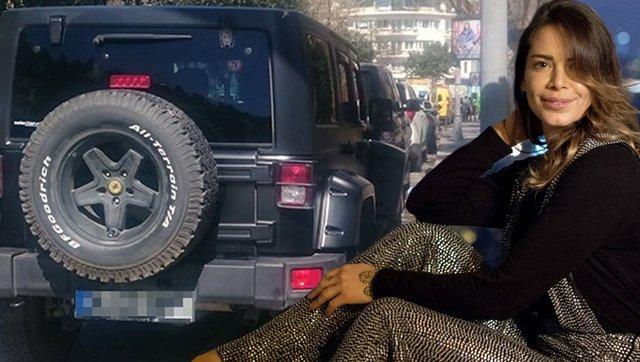 Gerçek ortaya çıktı! Eliz Sakuçoğlu'nun o aracını Murat Boz almış - Magazin haberleri