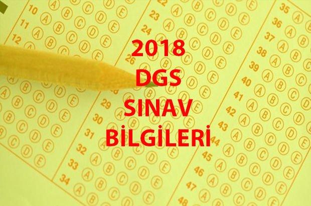 DGS sınav giriş belgesi