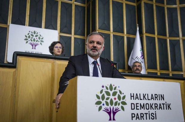 HDP Grup Başkanvekili Ayhan Bilgen