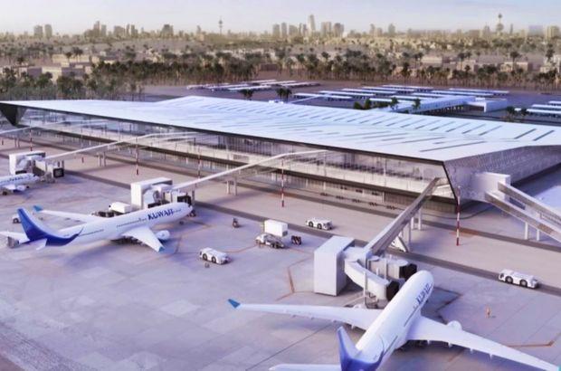 Kuveyt yeni terminal binası