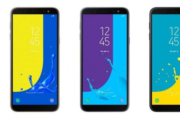 Samsung Galaxy J6+ teknik özellikleri