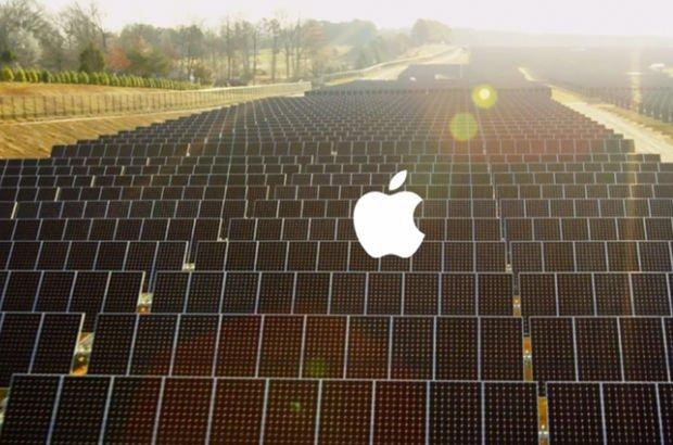 Apple 300 milyon dolar temiz enerji