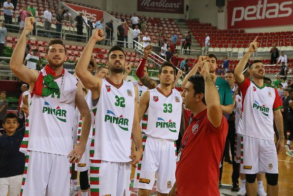 Pınar Karşıyakaya Şampiyonlar Ligi umudu 41