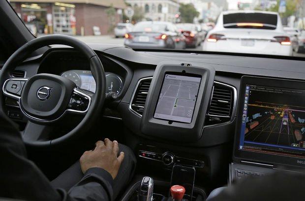 uber sürücü