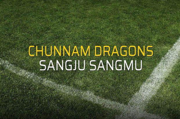 Chunnam Dragons - Sangju Sangmu maç önü