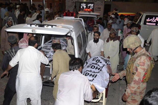 Pakistan terör saldırısı