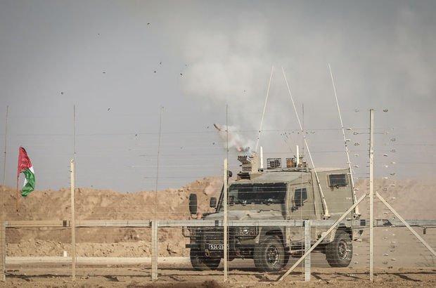 Gazze-İsrail saldırıları