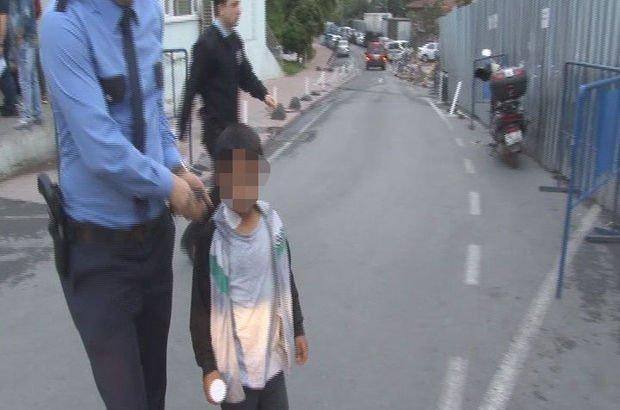 Üzerine sıcak su dökülen çocuk yaralanmıştı