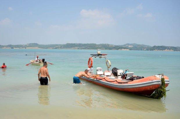 Tüple dalış yapan sualtı polisleri cansız bedenini buldu
