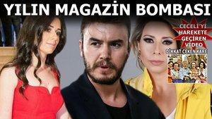 Ceceli'nin eski eşi ve şarkıcı İntizar...