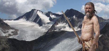 """""""Buz adam Ötzi"""" son yemeğinde yoğun yağ tüketmiş"""